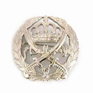 Military Emblem-Veky Badge Craft Factory is a leading Lapel Military Emblem supplier,can custom all kinds of Military Emblem,if you interest in Military Emblem,please don't hesitate to contact Veky Badge Craft Factory.